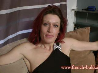 French-bukkake_com - Feline : casting