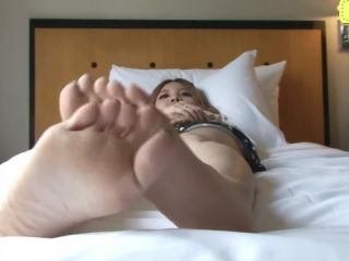 Asian Candy Toes Foot Fetish