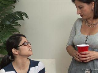 Lesbian Mentors Vol 02 Melissa Monet, Evie Detalosso 1 280
