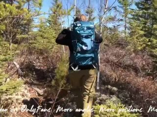 Stop hiking and fuck(porn)