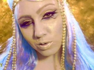 Clubdinasky - Egyptian Goddess Squirting!!!