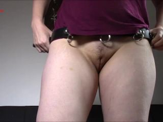 MollySilver - Rubber Hip Wader Try-On and Fuck