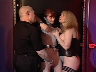 Claire Fucked By Two Cruel Masters