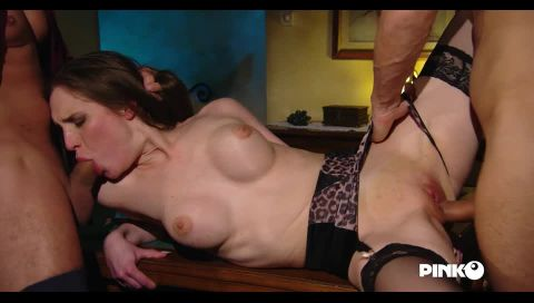 Online Video Alexandra Stein – (PinkoClub) – All n con Alexandra double penetration