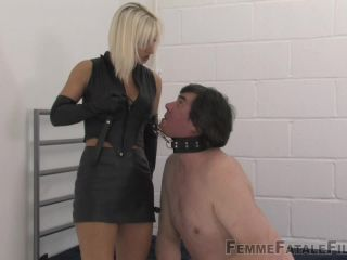 Fluids – Femme Fatale Films – The Confession – Part 2 – Mistress Vixen