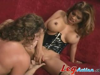 Alexis Amore Gets Her Pierced Pussy Pumped Hard! - Movies  01/28/2015
