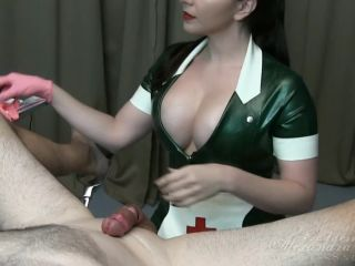 Medical Fetish – Goddess Alexandra Snow – Deeper Into Your Cock