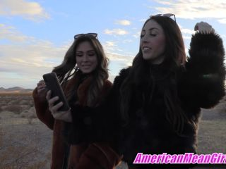 American Mean Girls – Lexi Chase, Princess Skylar – Boot Worship for Your Life