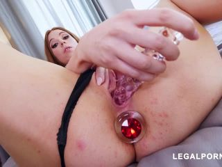 Red Head Spinner Pepper Hart Takes Double BBC Dosage AB014 / 21.07.201 ...