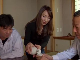 Heyzo presents Kanae Murakami – Fling with Husbands Co-worker Next to Passed-out Husband [1630] [uncen]