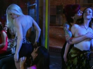 Top Pornstars Compete In All Girl Orgy  Released Nov 9, 2009