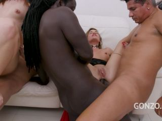 Silvia Dellai, Kristy Black - Fisting Each Other Before Hot DAP Fucking [HD 720P] - Screenshot 6