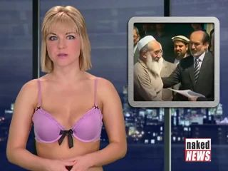 Naked News - March 25 2013