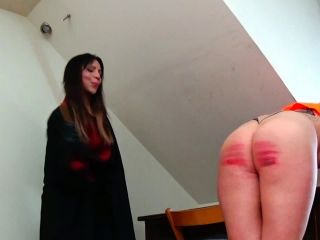 Gemma's Prison Judicial Punishment