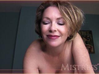 Femdom – Mistress – T – Fetish Fuckery – Mouth Gag Dildo Tease POV