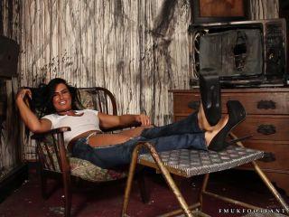 Toe wiggling – Kasia set 5