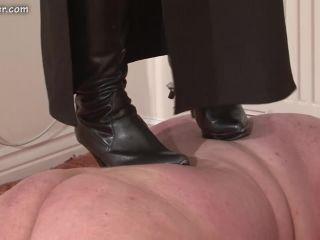 Desire Her – Mistress Jo, Lady Dark Angel – Tormenting The Pig