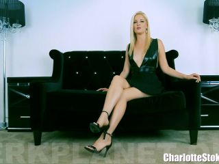 Charlotte Stokely in So Ya Wanna Be My Slave
