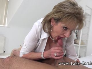 Lady-Sonia presents Lady Sonia in Shooting Hard All Over My Big Tits