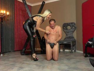 Sado-Ladies – Aurora Nia Noxx – Husband Education 3 –  Face Slapping