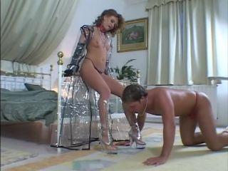 miley cyrus foot fetish threesome | Leg Affair #11 | lesbian on cumshot heels fetish porn