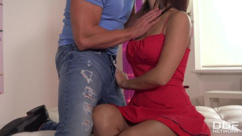 Jenifer Jane - Blowjob the Blues Away (1080p)