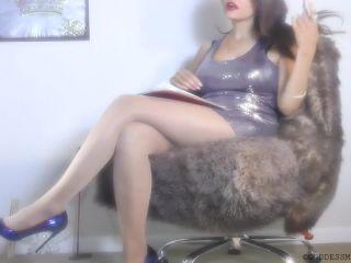 Porn online Goddess Mya Kulpa - Assignments 121 femdom