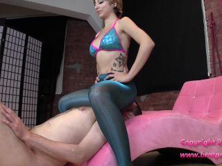Porn online Brat Princess 2 – Alexa – Challenges Chair with Full Weight Facesit femdom
