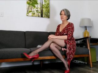 Morina - Mature Woman Takes Your Virginity [FullHD 1080P] - Screenshot 1