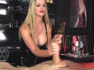 neck brace fetish femdom porn | Mistress Nikki Whiplash – WL1431 – Extreme urethral stretching and depth training – Clinic – Medical, Medical Fetish | nikki whiplash