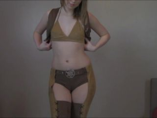 AnabelleLeigh - I Want To Be A Cowboy    webcam model   webcam