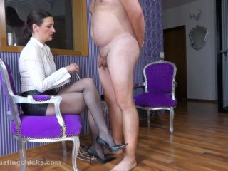 femdom - Ball Busting Chicks – Furious Face Slapping – Full Movie. Starring Victoria Valente