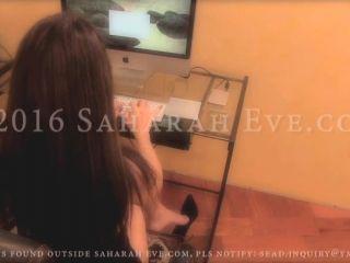 Saharah Eve - Click click click!   boots   lesbian