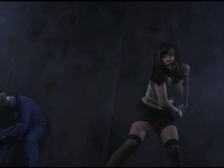 ZEXT-03 ヒロインのダメージ03-焼き払い再起動朱里友香 Tomoka Akari