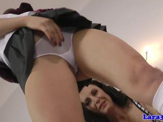 British lesbian milf licking schoolgirl sy