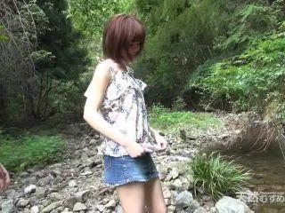 [10musume-021514 01] 天然むすめ 021514 01 青姦ポイ捨て / 近衛美紗樹 Misaki Konoe