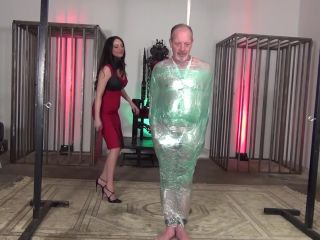 Slave Punishment – DomNation – MY WHIP IS INESCAPABLE! Starring Stella Liberty
