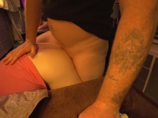 Amateur TG Willow blow her man, got her ass fucked and cum into her ow ...