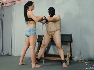 Porn online Domination – CRUEL PUNISHMENTS – SEVERE FEMDOM – Surprise ball torment – Mistress Ki…