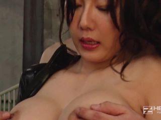 Heyzo presents Azumi Nakama in Bondage Fetish Big Tits In Jail [1439] [uncen]