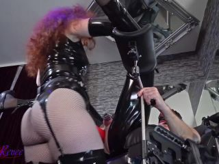 """MISTRESS LADY RENEE: """"GIMP IN THE GYNO CHAIR"""" (MILF, PEGGING)"""