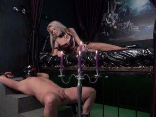 Online video femdom kinky mistresses – mistress saida – waxing