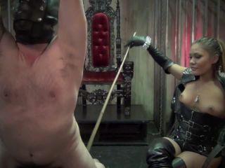 Asian Femdom – Asian Cruelty – HIS SUFFERING IS NEVER ENDING Starring Goddess Mena Li