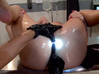 Anal Medical Punishment. Hot Nurses get a Deep Exam - Kink  July 21, 2015
