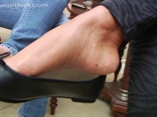 I Want Feet – Double Danglin' – Footworship – POV, Footlicking - voyeur - femdom porn little girl foot fetish