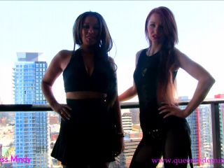 SANDM STUDIO  Ballbusting Fantasy By RQM & Princess Mindy