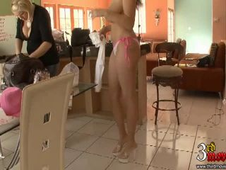 Behind The Scenes With Gianna Michaels Showing Big Tits  Released Jul 16, 2008