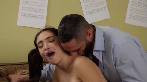 Jane Wilde - Barely Legal #167 - College Nerd Creampies - 04\/02\/19