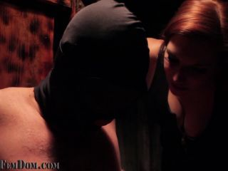 Fascist FemDom  Deprivation & Interrogation w_ Sheri Darling & Elena De Luca [Bondage, Electric Play, Electric]