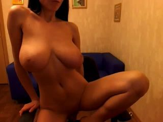 Busty webcam girl